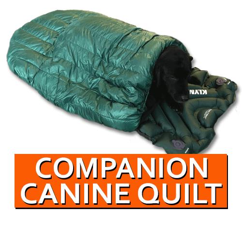 COMPANION CANINE QUILT