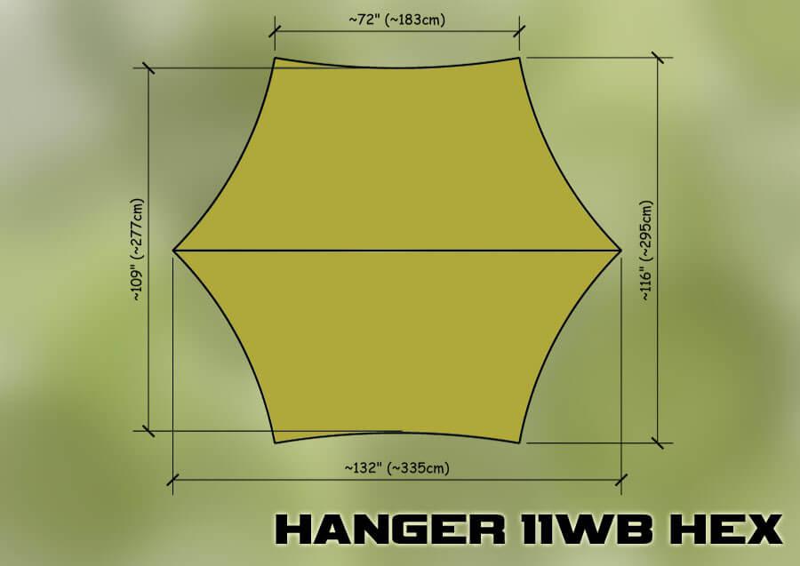 HANGER11WB HEX