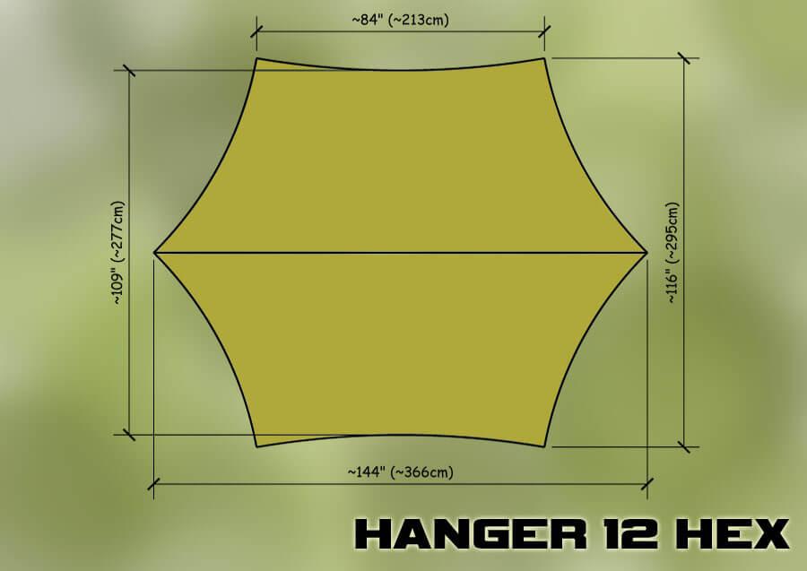 HANGER12 HEX