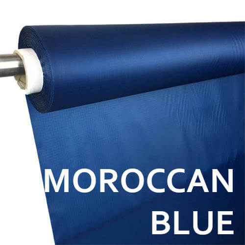 MOROCCAN BLUE SWATCH